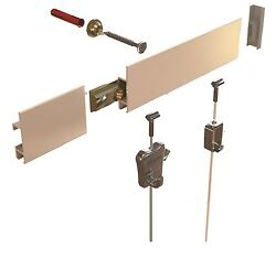 Stas Cliprail Max Kit Cobra Clear Cable Gallery Picture Hanging System Clip Rail