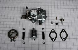 1960 73 Plymouth Dodge And Truck 170 198 225 6cyl 1 Barrel Repl Carb Holley Model