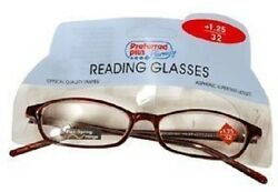 Glasses-reading 1.25pwr Kpp,size Rr918 3 Pack