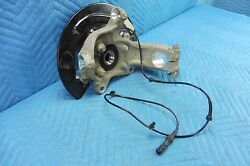 Lincoln Mks Front Driver Knuckle Spindle, Hub And Abs Sensor 2010 2011 2012 Oem