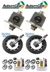 1960-1990 Toyota Land Cruiser Auburn Posi, 4.56 Ring And Pinion And Brg Kit Package