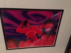 Return Of Jafar -aladdin Production Cell And Drawing