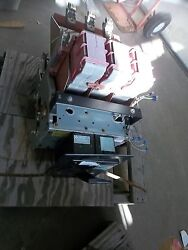 Siemens Draw Out Power Circuit Breaker Gould K-don 800