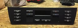 BMW XE35 OEM Climate Control
