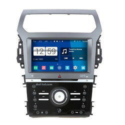 For Ford Explorer Car Dvd Player Gps Navigation System Radio Stereo Headunit