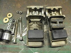 Outboard Motor Mercury 1980s 18 20 25 Hp Steering Assembly Rubber Mounts