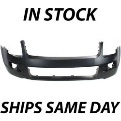 New Primered Front Bumper Cover Fascia For 2006 2007 2008 2009 Ford Fusion 06-09