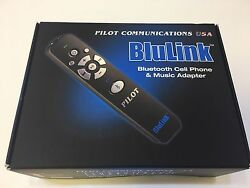 Pilot Usa Blulink Bluetooth Adapter For Ga Headsets Will Work With All Headsets