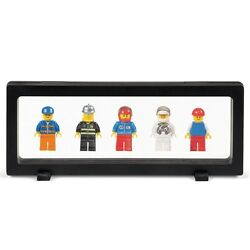 Magic Display Frame 3d Box Capsule Holder Coins Stamps Rocks Lego Caps Stamps