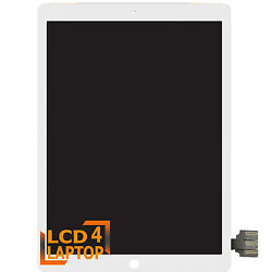 Replacement Apple Ipad Pro 9.7 A1673 Mln12ll/a White Lcd And Touch Digitizer Panel