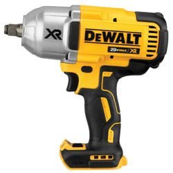Dewalt Dcf899hb 20v Max Xr 1/2 Impact Wrench W/friction Ring Tool Only New