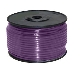 Wire 12 Awg Violet 100ft Roll Ul Fine Strand Tinned Copper