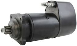 New Starter For Volvo Penta Tamd75p 24 Volt 9 Tooth 847307-6 0001417058 843510