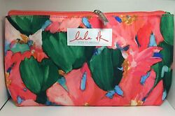 CLINIQUE LULU DK COSMETIC TRAVEL BAG AUTUMN 2015*FREE SHIPPING $5.99
