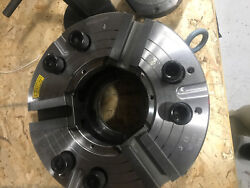 New Auto Strong XL hrough-hole Chuck NB-212A11 for CNC Lathe ***FREE SHIPPING***
