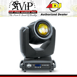 American Dj Vizi Beam 5rx Moving Head Fixture Motorized Focus Powercon In/out.