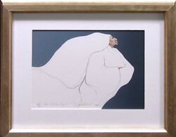 Frank Howell Mi Takuye Oyacin Lithograph Hand Signed Artwork Art Submit An Offer