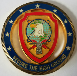 Army Forces Strategic Command Stratcom Nuclear Weapons Command Excellence Coin