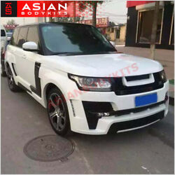 For Range Rover Vogue Wide Body Kit 2012-2014 L405 Plastic Pp Material