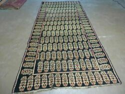 4and039 X 9and039 Antique Karabagh Caucasian Rug Hand Made Wool Carpet Organic Dyes Nice