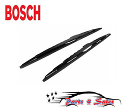 NEW Mercedes-Benz W140 CL500 Windshield Wiper Blade Set Pair 1408201745 NEW