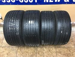 4 Continental Cross Contact Staggered 315/40/21 265/45/20 Tires 70 Tread 4 Set