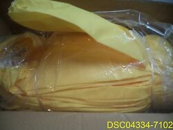 Pack Of 200 Condor 30lv02 Sleeve Protectors Yellow
