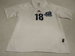 Authentic Game Worn Player Issued Womens Old Dominion Soccer Jersey Rare