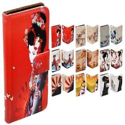For Oppo Series - Japan Theme Print Wallet Mobile Phone Case Cover 1