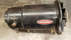 1959 Cadillac Delco-remy Generator Model 1192138 Serial 8j 4 Made In Usa 12 Volt