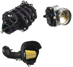 2015-2017 Mustang Gt 5.0 Power Pack Stage 3 Kit Ford Racing +60 Horsepower New