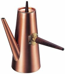 New Copper Kettle Tea Coffee Pot 1130cc S-2506 Free Shipping From Japan