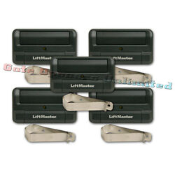 Liftmaster Gate Operators 811lm 5-pack Remote Control Gate Opener Security+ 2.0