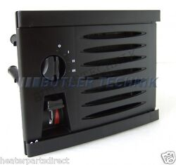 Webasto or Eberspacher Temp controlled 12v heat exchanger matrix  - 3 Speed Fan