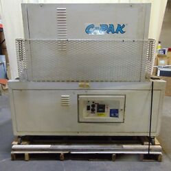 Commercial 11 X 22 C-pak 2221 Heat Tunnel For Shrink Wrap Film Packaging