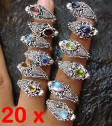 100 x WHOLESALE 925 SILVER MIXED BALINESE JEWELLERY - RESELLER BUNDLE SAVE $$$