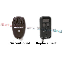 Liftmaster 370lm Security+ Mini 3-button Remote Replaced By 890max 3-button