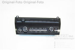 climate control panel BMW F01 06.08- 9216254-01 7-Series