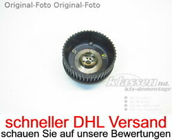Camshaft Pulley For
