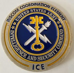Army Intelligence And Security Command Inscom Coordination Element Isa Nsa Oef