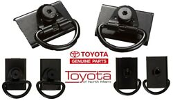 Oem Toyota Tacoma Accessory Cargo Bed D-ring Pair Pt278-35054