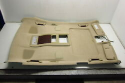 roof Interior LEXUS USF40 LS 600h 04.06- Alcantara leather. Set