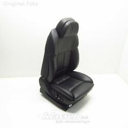 seat front Right BMW F01 F02 06.08- leather NAPPA