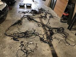 1998 Sl 500 Convertible Main Whole Car Wiring Harness Complete Assembly. Rare