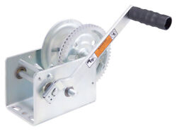 Dutton-lainson Dl2500a Two-speed Horizontal Pulling Winch With Ratchet