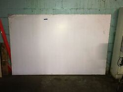 Makrolon Polycarbonate Sheet Clear .375 3/8 Thick 48x 96 Item Misplaced.