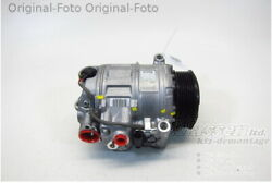 air conditioning compressor Mercedes W221 S 65 AMG CL 65 A0022308111 447260-2972