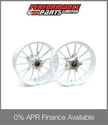 White Galespeed Type S Wheels Yamaha Yzf R1 2015-2017 0 Finance Available