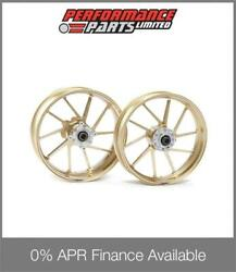 Gold Galespeed Type R Forged Alloy Wheels Yamaha Yzf R1 2002-2003 0 Finance 2