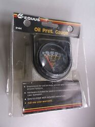 New Equus Oil Pressure Gauge 6144 730-505-48 Free Shipping